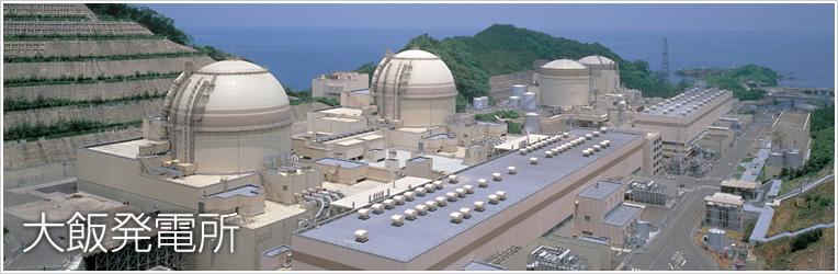 大飯発電所|事業所・関連施設|会社案内|企業情報|関西電力