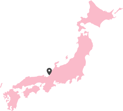Mihama nuclear power station map