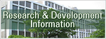Research & Development Information